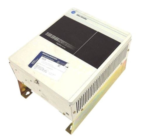 ALLEN BRADLEY 1336 PLUS II ADJUSTABLE FREQUENCY AC DRIVE 1336F-CWF30-AA-EN