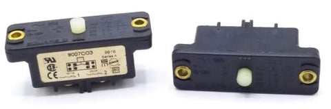 6LOT OF 2 SQUARE D 9007CO3 SNAP SWITCHES, SERIES A