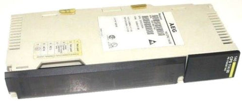 AEG MODICON 140-CPS-114-00 POWER SUPPLY MODULE 140CPS11400