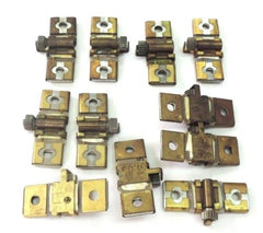 LOT OF 11 SQUARE D B1.03 HEATER ELEMENTS B103