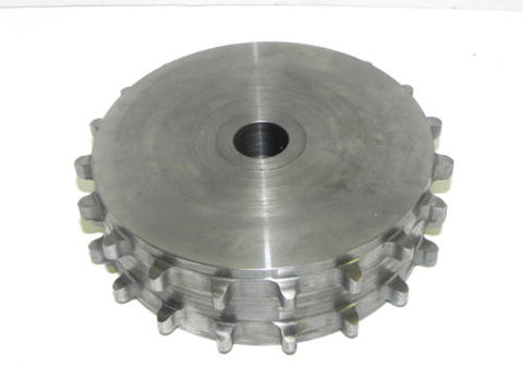 AAI SAG062110I FLAT WIRE BELTING SPROCKET 6-1/2''OD, 19 TEETH, 1/2X1/2X2-1/4