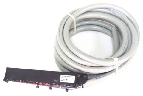 ALLEN BRADLEY 1492-CABLE050WN CABLE ASSEMBLY PRE WIRED FOR DIGITAL I/O MOD