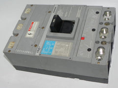 I-T-E SIEMENS LD LD63F600 3 POLE 600 AMP TRIP BREAKER ITE *NOT WORKING*