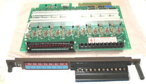GE FANUC IC600YB908B OUTPUT BOARD 24VDC, 2 AMP, SRCE OUT