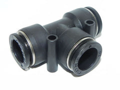 (8) 8mm CONEK PE-16 TEE QUICK CONNECTOR 1/2