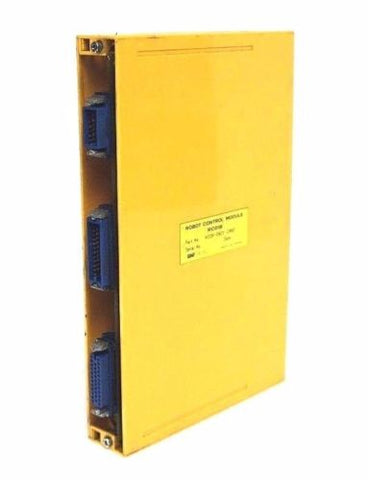 FANUC A03B-0801-C460 CONTROL MODULE RC01B, A03B0801C460 MISSING COVER