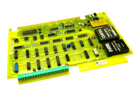 GE FANUC IC600YB843B ANALOG BOARD 44A717106-014