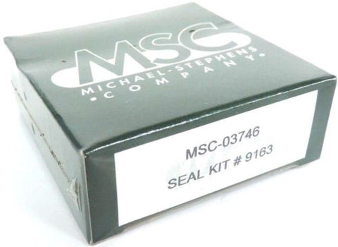 NEW MICHEAL STEPHENS MSC-03746 SEAL KIT #9163