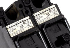 LOT OF 2 ITE / SIEMENS EH1-B020 CIRCUIT BREAKERS 20AMP 1 POLE 277VAC, EH1B020