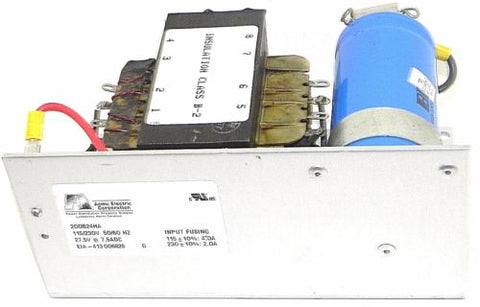 ACME ELECTRIC 200B24HA POWER SUPPLY 115V/230V 50/60HZ