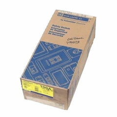 FACTORY SEALED SQUARE D HU363AWK HEAVY DUTY SAFETY SWITCH SER F06, 100A