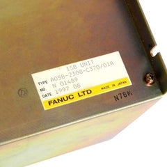 FANUC A05B-2308-C370/01A ISB POWER SUPPLY UNIT A05B2308C370/01A