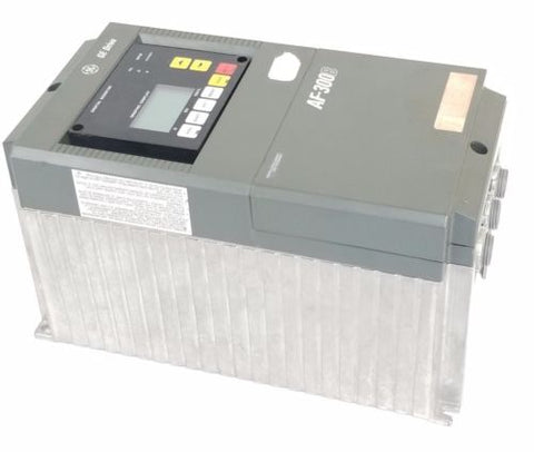 GENERAL ELECTRIC 6VAF343005B-A2 VARIABLE FREQUENCY DRIVE AF-300 5HP, 460V, 9.5A