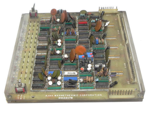 AJAX MAGNETHERMIC CORPORATION H022178 PC BOARD