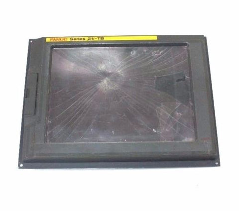 FANUC A02B-0281-D081 SERIES 21I-TB TOUCH PANEL LCD UNIT