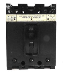 ITE SIEMENS EF3-A010 CIRCUIT BREAKER 10 AMPS, 600 VAC, 3 POLE, EF FRAME