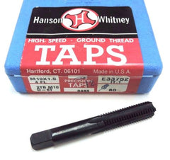 12 NIB HANSON WHITNEY M10X1.5 4 FL HIGH SPEED TAPS 2TBM10 D-6T, E-33752 IT.1