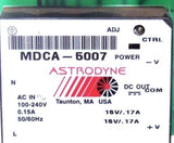 AIR GAGE COMPANY 02661-02 BOARD ABS III W/ ASTRODYNE MDCA-5007 POWER SUPPLY