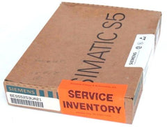 FACTORY SEALED SIEMENS 6ES5525-3UA21 PROCESSOR 6ES55253UA21 VER. A7