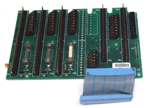 ABB 500S1164 REV. DM, INTERCONNECT BOARD 500P1347, 180246.35P