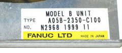 FANUC A05B-2350-C100 INTERFACE MODEL B A05B2350C100