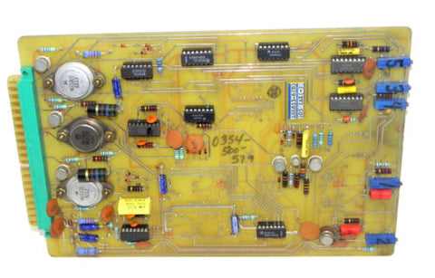 AB6853-6 (D) CIRCUIT BOARD, HF TIMING 105 IAX