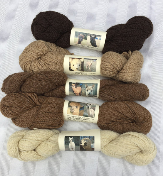 Humdinger Alpaca Yarn Fingerling Weight
