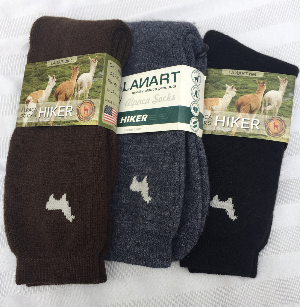 Hiker Socks