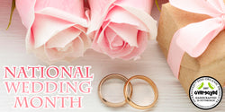 OverSoyed Fine Organic Products - National Wedding Month