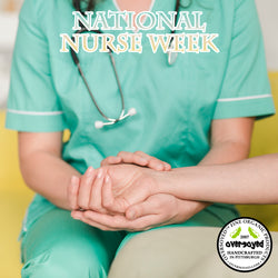 OverSoyed Fine Organic Products - National Nurses Week