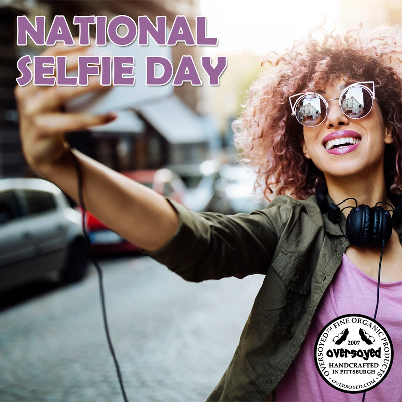 National Selfie Day - Self Care Contest