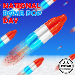 OverSoyed Fine Organic Products - National Bomp Pop Day