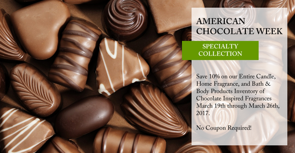 OverSoyed Fine Organic Products - American Chocolate Week Collection
