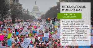International Women's Day - Support The Fight To End Violence and Discrimination