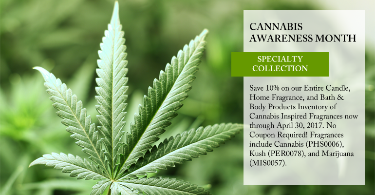 National Cannabis Awareness Month