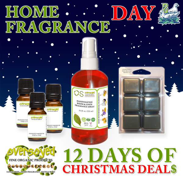 12 Days of Deals - Home Fragrance
