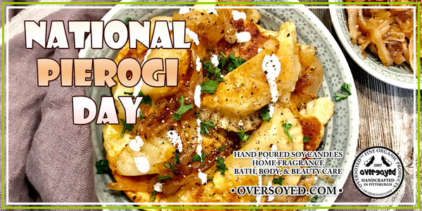 OverSoyed Fine Organic Products - National Pierogi Day