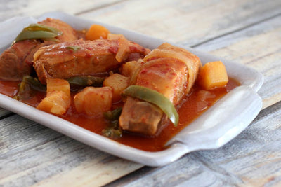 Sweet & Sour Pork Country Ribs
