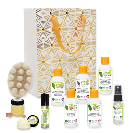 OverSoyed Fine Organic Products - Best of the Best Gift Sets