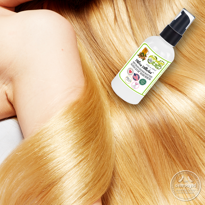 Fierce Follicles™ Sleek & Fab™ Hair Shine Serum