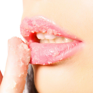 OverSoyed Fine Organic Products - Luscious Lips™ Sugar Lip Buff
