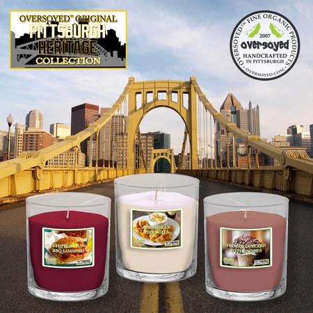 OverSoyed Fine Organic Products - Pittsburgh Heritage Collection