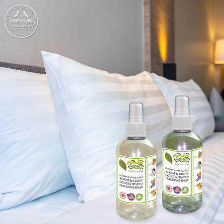 OverSoyed Fine Organic Products - Luxury Room / Linen Spray