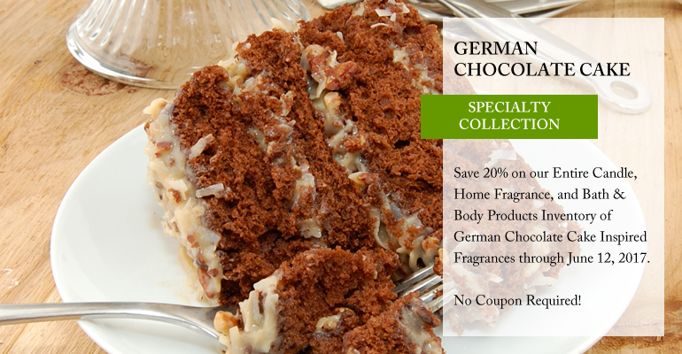 National German Chocolate Cake Day – OverSoyed Fine Organic Products