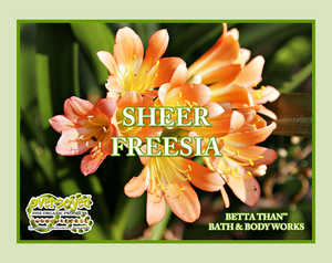 Sheer Freesia (Compare To Bath & Body Works®)