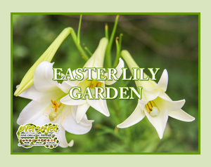 Easter Lily Garden