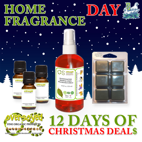 OverSoyed 12 Days of Deals - Home Fragrance