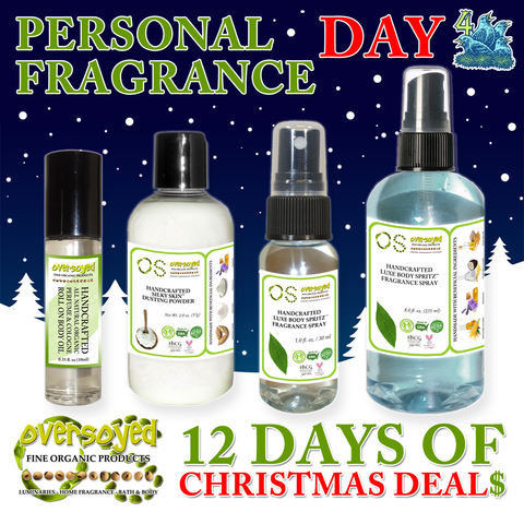 OverSoyed 12 Days of Deals - Personal Fragrance