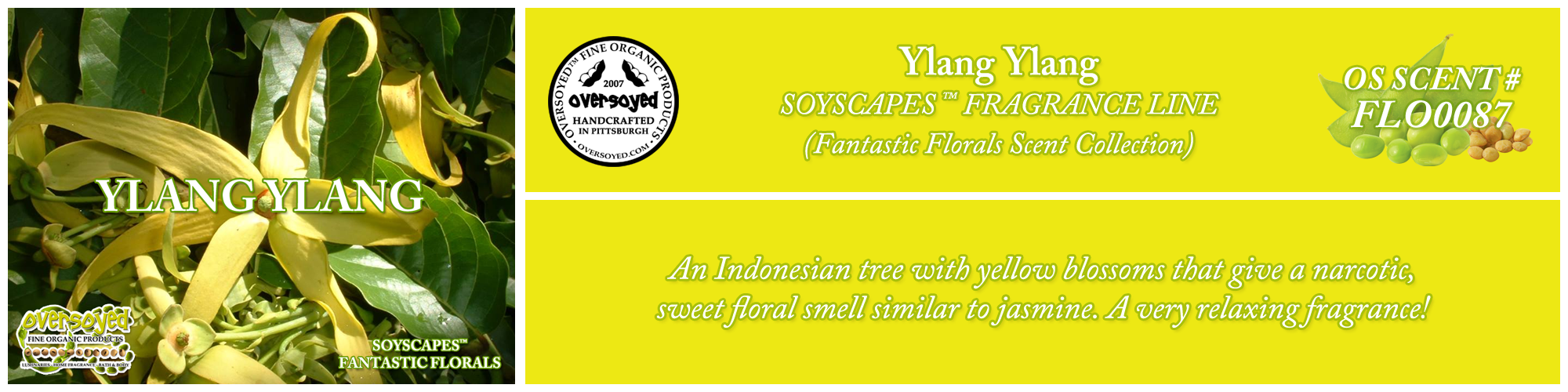 Ylang Ylang Handcrafted Products Collection