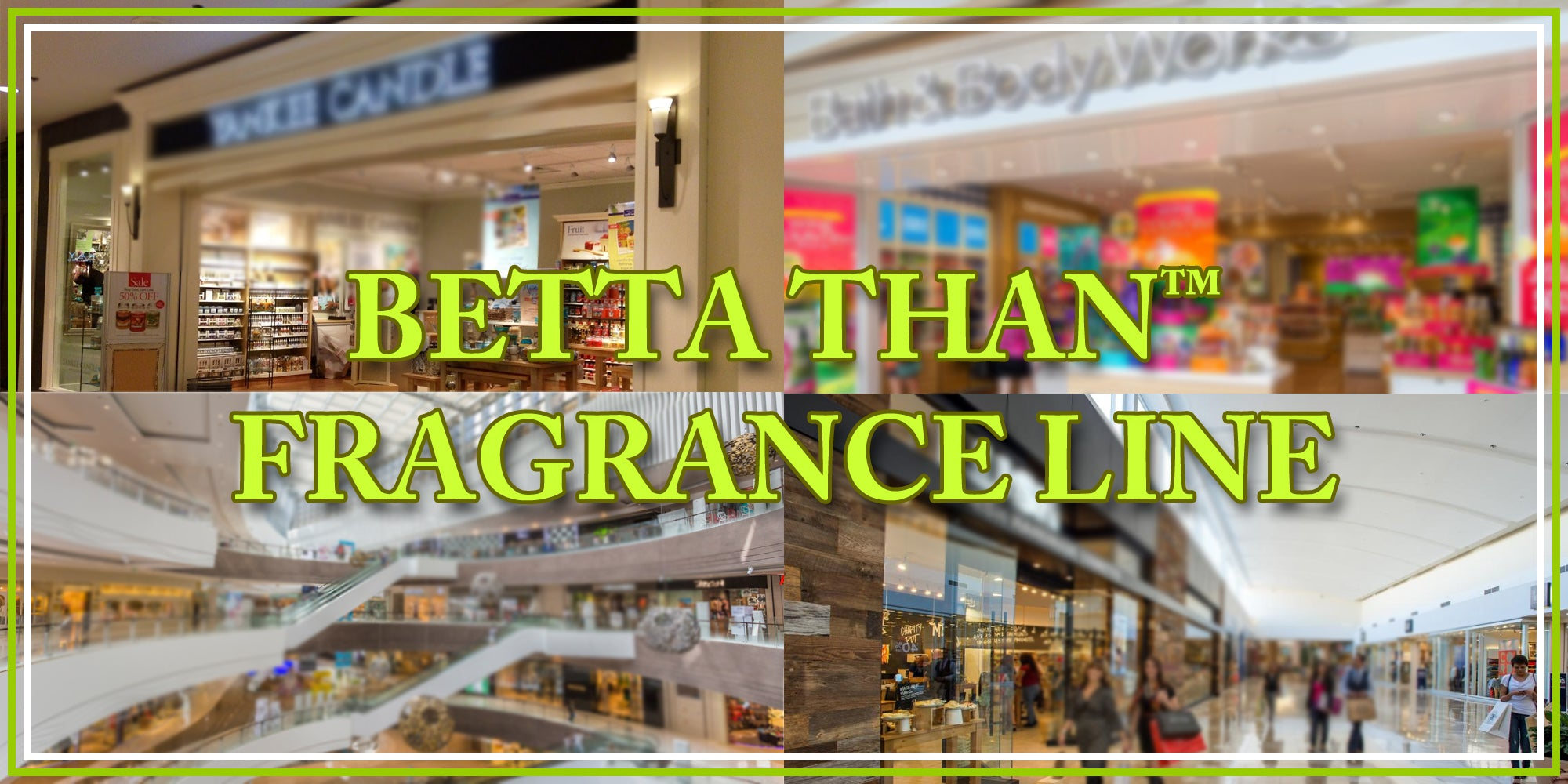 OverSoyed Fine Organic Products - Betta Than™ Fragrance Line